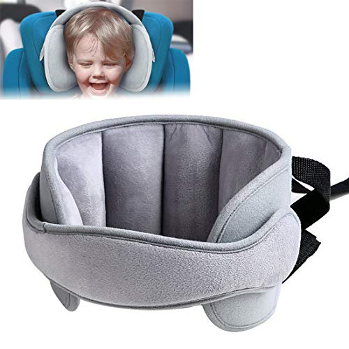 Kindersitz Kopfstütze, Kopfschutz Schlafen, Autositz Nackenstütze Kinder, Auto Kopfstütze Nackenstütze Kinder Kopfhalterung Kindersitz Baby Kopfstütze Auto Kinder für Kinderautositze Kopfschutz
