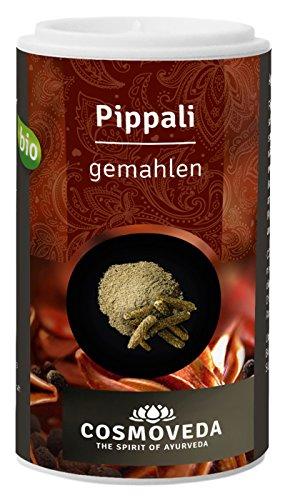 Cosmoveda Bio Pippali (langer Pfeffer), gemahlen, 35 g