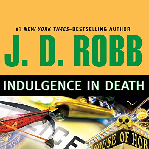 Indulgence in Death audiobook cover art