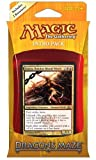 Magic the Gathering (MTG) Dragon's Maze Intro Pack: Rakdos Revelry (Includes 2 Booster Packs) Theme Deck