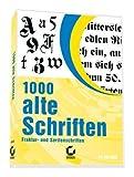 1000 alte Schriften