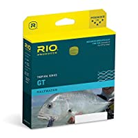 Rio GTフローティング海水マルエバフロントテーパTropical Fly Fishing Lines 550Gr
