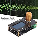 Liso Mini Osciloscopio, Muestreo Índice 5V Escribe-C Poder Suministro 250khz Ksps 0.96 Oled Pantalla con tarjeta de circuito impreso