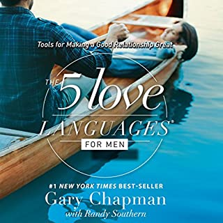The 5 Love Languages for Men audiobook cover art
