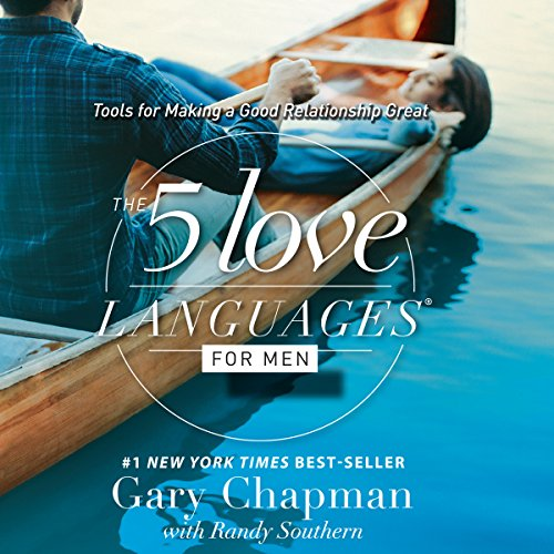 The 5 Love Languages for Men Audiobook By Gary Chapman cover art
