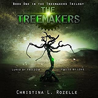 The Treemakers audiobook cover art