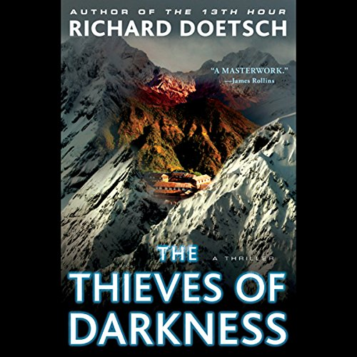The Thieves of Darkness audiobook cover art