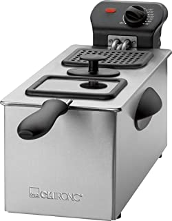 Clatronic FR 3587 Stainless steel deep fryer 3 liter inox