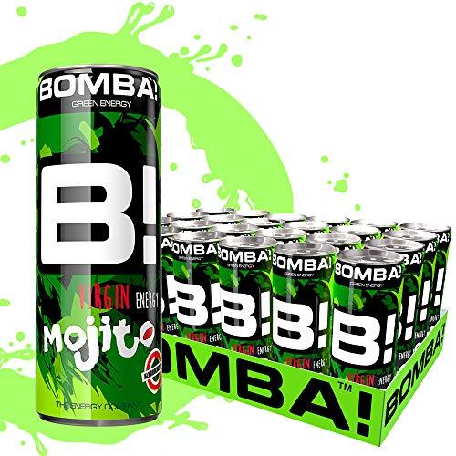 BOMBA! Energy Drink Mojito Alkoholfrei...