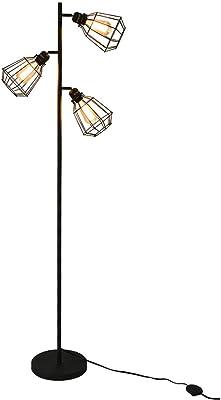 Your Zone 5 Light Floor Lamp Pink Amazon Com