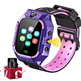 Smart Watch for Kids-Kids Watch with SOS Phone Call 8 Games Camera MP3 Music Player Video Player Flashlight Kids Smart Watch for Boys Girls Birthday Gifts Learning Toys for Children Age 4-12