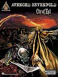 Avenged Sevenfold City Of Evil Guit. Tab.