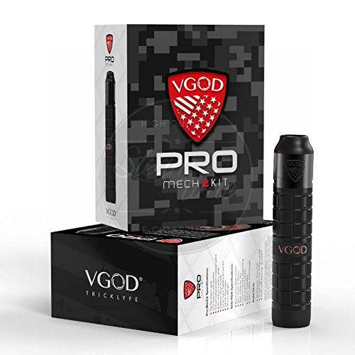 VGOD Pro Mech V2 2ml Kit inkl. Elite RDA Farbe Black Camo