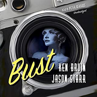 Bust     The Max and Angela Series, Book 1              By:                                                                                                                                 Ken Bruen,                                                                                        Jason Starr                               Narrated by:                                                                                                                                 Peter Berkrot                      Length: 7 hrs and 11 mins     3 ratings     Overall 4.7