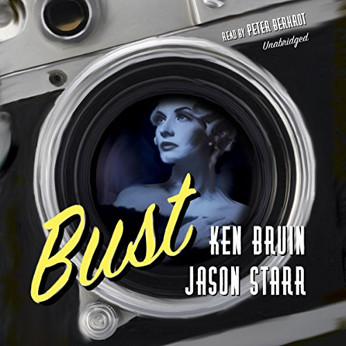 Bust audiobook cover art