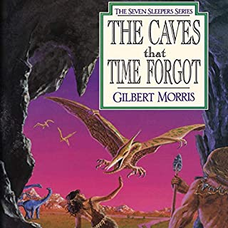 The Caves That Time Forgot cover art
