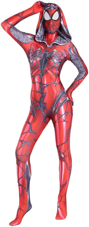 primera reputación de los clientes primero DSFGHE Oficial Gwen Venom Spider Disfraz De CosJugar CosJugar CosJugar para Mujer Medias Siamesas Anime Disfraz De MasCocheada Disfraz De Película,Adult-XXL  diseños exclusivos
