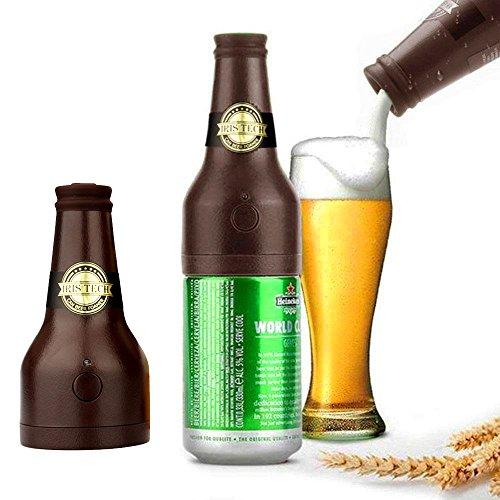 Dispensador De Cerveza,Portátil Vibración Ultrasónica Batería Cerveza Cremosa Espuma Servidor Espumador De Cerveza Cerveza Bar Ultrasónica Enriquece Sabor Fresco