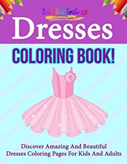 Best coloring book dress Reviews