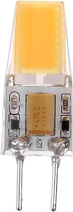 c8dd746b58e LED Crystal Lamp Halogen Bulbs, GY6.35 AC 12V 3W Dimmable LED Corn Bulb