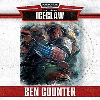 Iceclaw: Warhammer 40,000     Sanctus Reach              Autor:                                                                                                                                 Ben Counter                               Sprecher:                                                                                                                                 Toby Longworth,                                                                                        Peter Noble                      Spieldauer: 36 Min.     2 Bewertungen     Gesamt 4,5