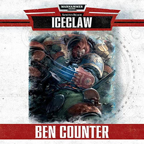 Iceclaw: Warhammer 40,000     Sanctus Reach              De :                                                                                                                                 Ben Counter                               Lu par :                                                                                                                                 Toby Longworth,                                                                                        Peter Noble                      Durée : 36 min     Pas de notations     Global 0,0