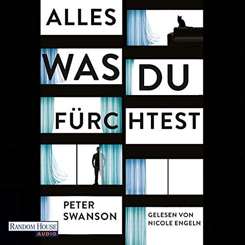 Alles, was du fürchtest                   By:                                                                                                                                 Peter Swanson                               Narrated by:                                                                                                                                 Nicole Engeln                      Length: 11 hrs and 21 mins     Not rated yet     Overall 0.0