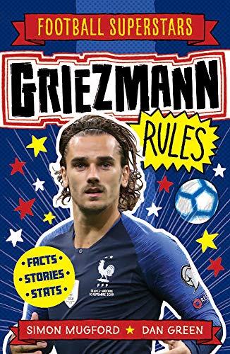 Griezmann Rules (Football Superstars, Band 10)