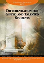 Differentiation for Gifted and Talented Students (Essential Readings in Gifted Education Series)