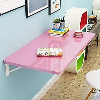 Table De Salle À Manger De Table D'ordinateur De Établi De Table Pliante Fixée Au Mur, Bureau De Cuisine De Chambre De Sal...