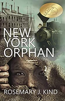 New York Orphan (Tales of Flynn and Reilly Book 1) by [Rosemary J. Kind]