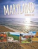 Maryland Calendar 2021-2022: Monthly Calendar & Planner