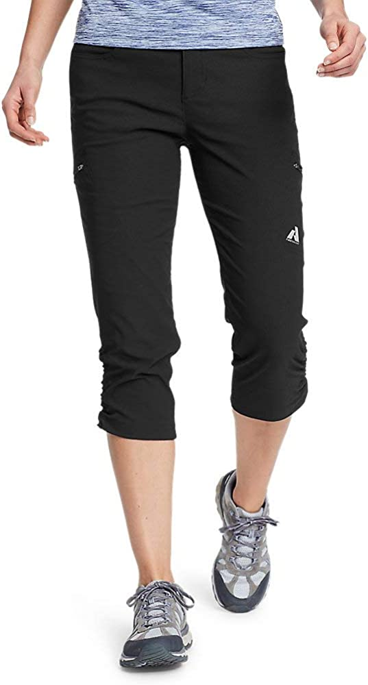 Eddie Latest item Spring new work one after another Bauer Women's Pro Capris Guide