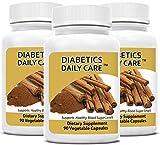 Diabetics Daily Care™ 3 Pack
