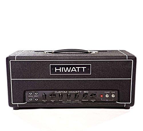 Hiwatt DR504Custom 50Head Serie Custom Shop Kopf Verstärker Gitarre Hiwatt UK