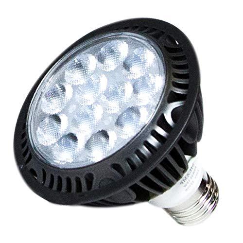 Bombilla E27 LED 15 W 220 V 12 LED PAR30 24°.