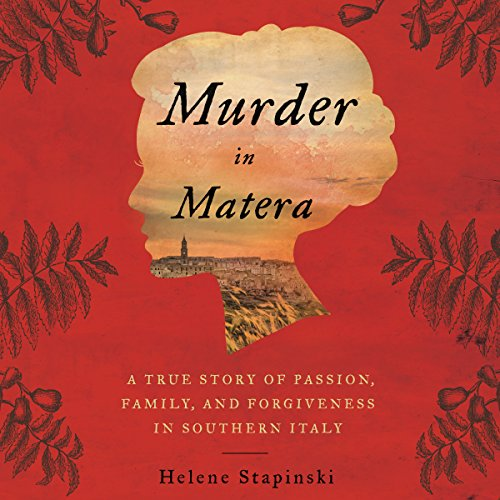 Murder in Matera audiobook cover art