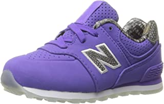 New Balance KL574 baby-girls Sneaker