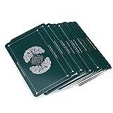 Tarot Karten Spielzeug Wildholz Karten-Brett Deck, Spiel Lesen Tarot, 78 Karten/Set Magic Family Entertainment