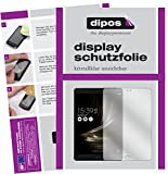 dipos I 2X Schutzfolie klar kompatibel mit Asus ZenPad 3S 10 LTE (2017 / Z500KL) Folie Bildschirmschutzfolie