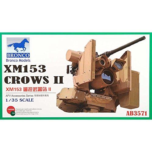 Unbekannt Bronco Models ab3571 – Modèle Kit xm153 Crows II