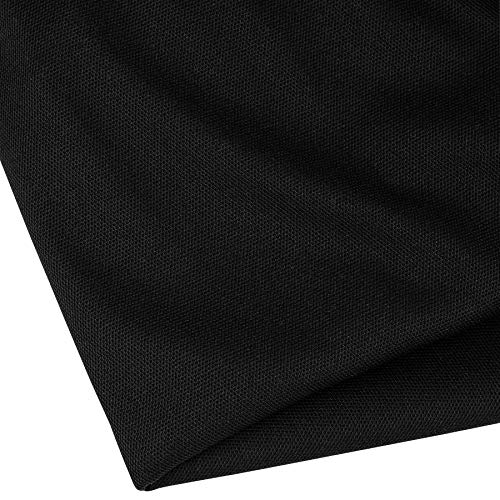 Speaker Grill Cloth Black Two Yards 70