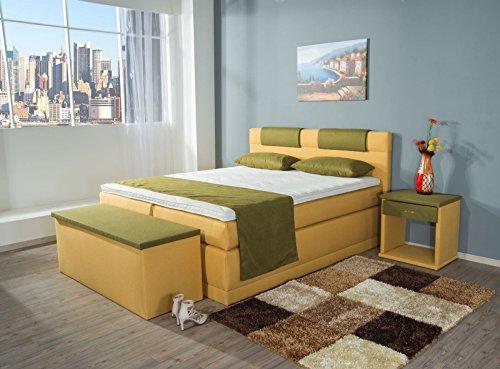 Piano Boxspringbett in über 70 Farben Bild 4*