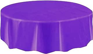 Allgala 12-PC Plastic Table Cover 84