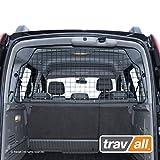 Travall Guard TDG1221 – Grille de séparation avec revêtement en poudre de nylon
