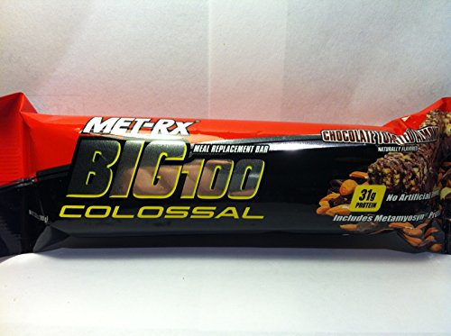 Big 100 Colossal Bars, 9 bar by MET-Rx M