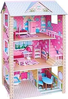 GOLDLAND Kids Indoor Playground SHA-170991 - H118cm x W35cm x D77cm