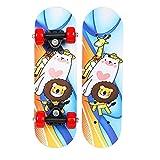 Strauss Lion Kids Skateboard, Age 3-5 Years, (17' x 5')