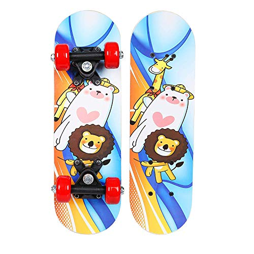 Strauss Lion Kids Skateboard, Age 3-5 Years