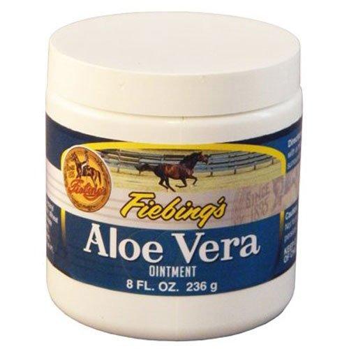 FIEBING COMPANY INC - Horse Aloe Vera Ointment, 8-oz.